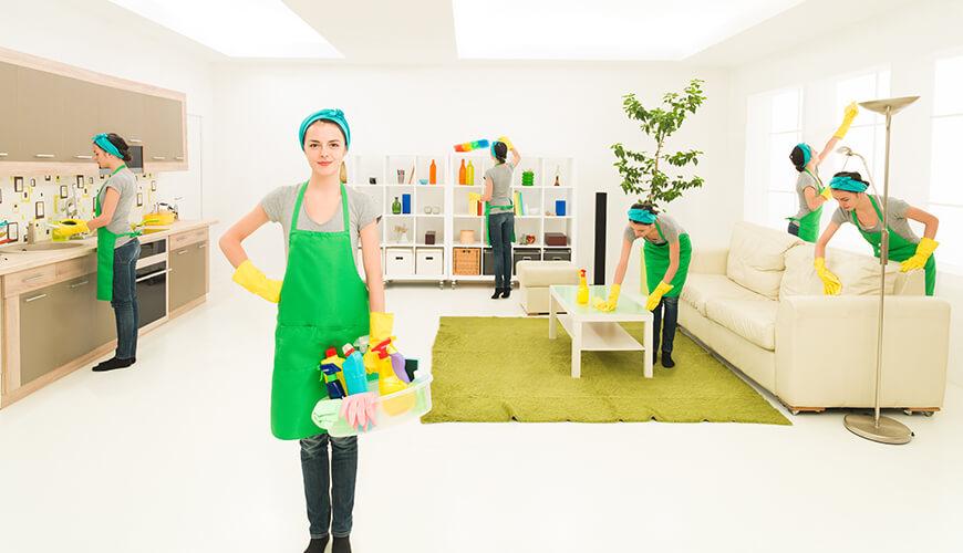 impresa pulizia appartamenti
